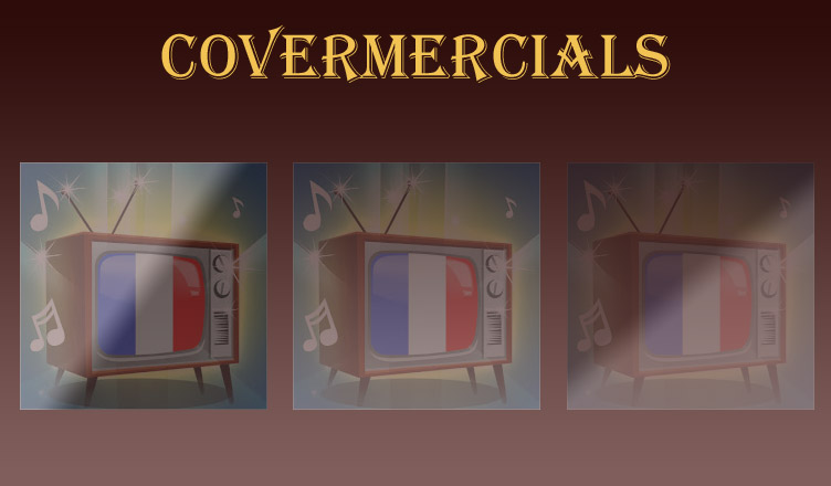 songs on tv / covermercials
