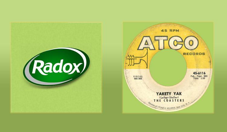 Radox vs The Coasters